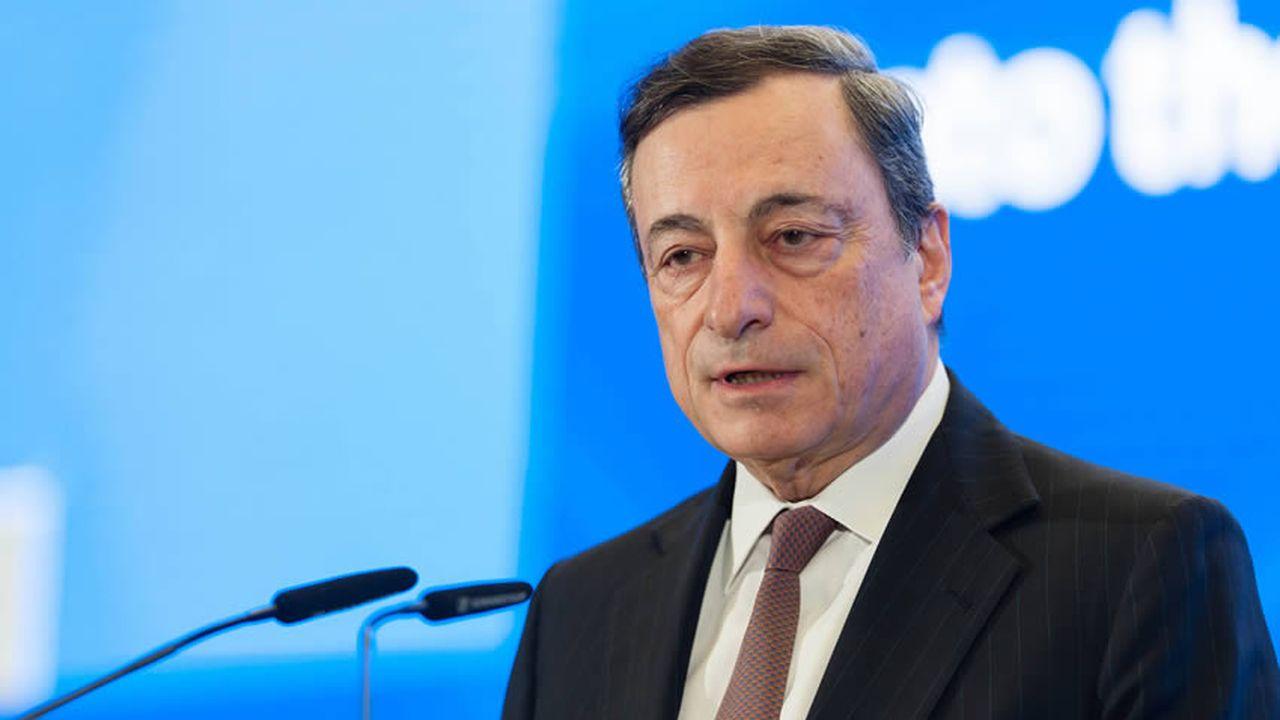 Le Cac 40 espère tenir son rebond avec Draghi et Wall Street
