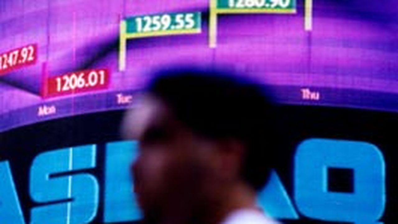 La Bourse tombe sur un os technologique