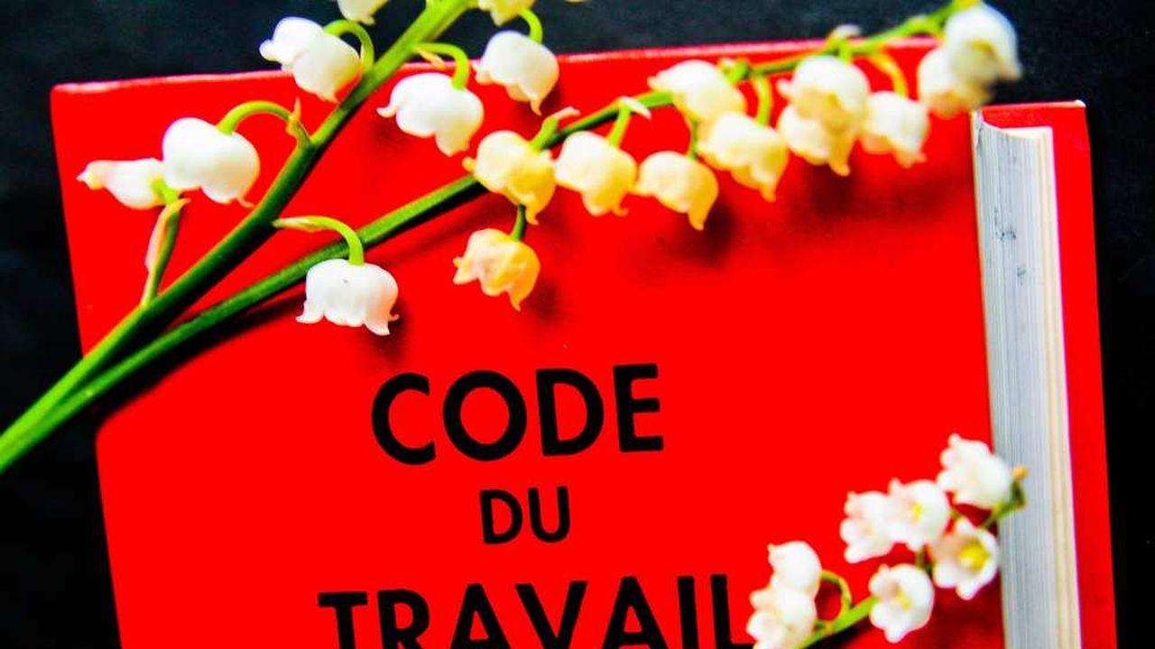 a8c5188255f 1er mai  la fête du travail à l épreuve de la loi Travail