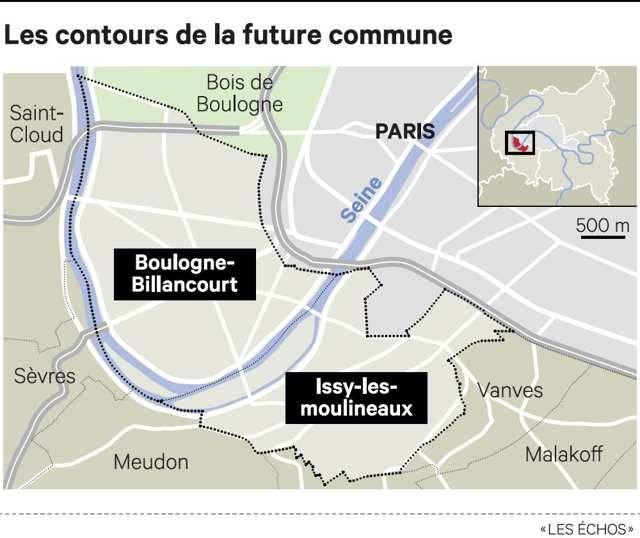 fe48fbe35d7 Le maire UDI d Issy-les-Moulineaux présente cette semaine à son conseil  municipal le projet de fusion avec Boulogne-Billancourt