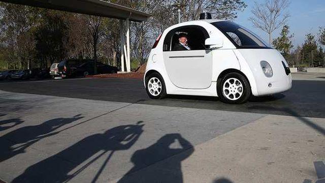 Le logiciel de la Google Car devient un conducteur comme les autres
