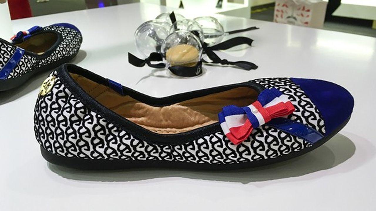 08595e8f87d9 La chaussure française se dote d'une vitrine à Shanghai | Les Echos
