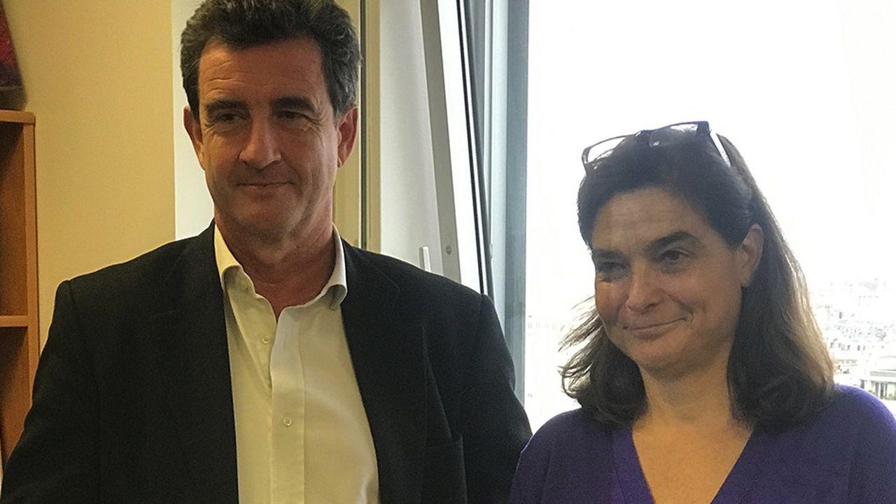 Pierre Conte, directeur général d'Editis, ajoute à son catalogue, la maison d'édition réputée d'Héloise d'Ormesson, fille de l'académicien disparu.