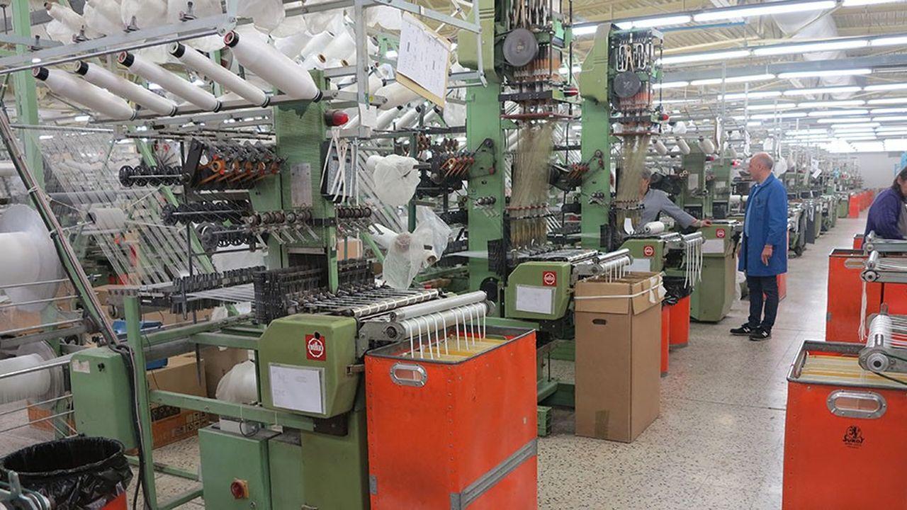 L'usine de Cheynet & Fils est implantée àSaint-Just-Malmont (Haute-Loire).