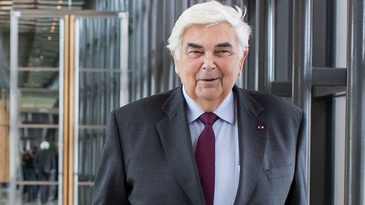 Michel Lucas, l'emblématique dirigeant du Crédit Mutuel avait passé la main en 2016. Ingénieur de formation, il avait très tôt perçu l'importance de l'informatique dans l'univers bancaire.