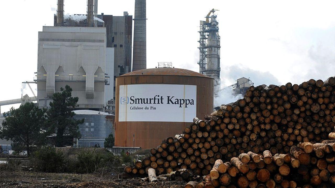 Le groupe irlandais Smurfit Kappa a mis les pieds dans l'Hexagone en rachetant en 1994 la division bois et cellulose de Saint-Gobain.
