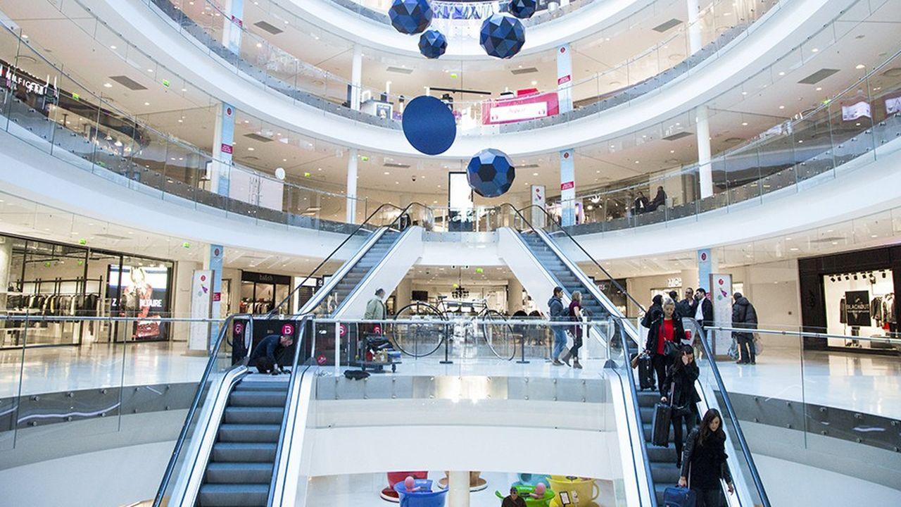 Beaugrenelle, l'un des centres comerciaux les plus récents livrés à Paris