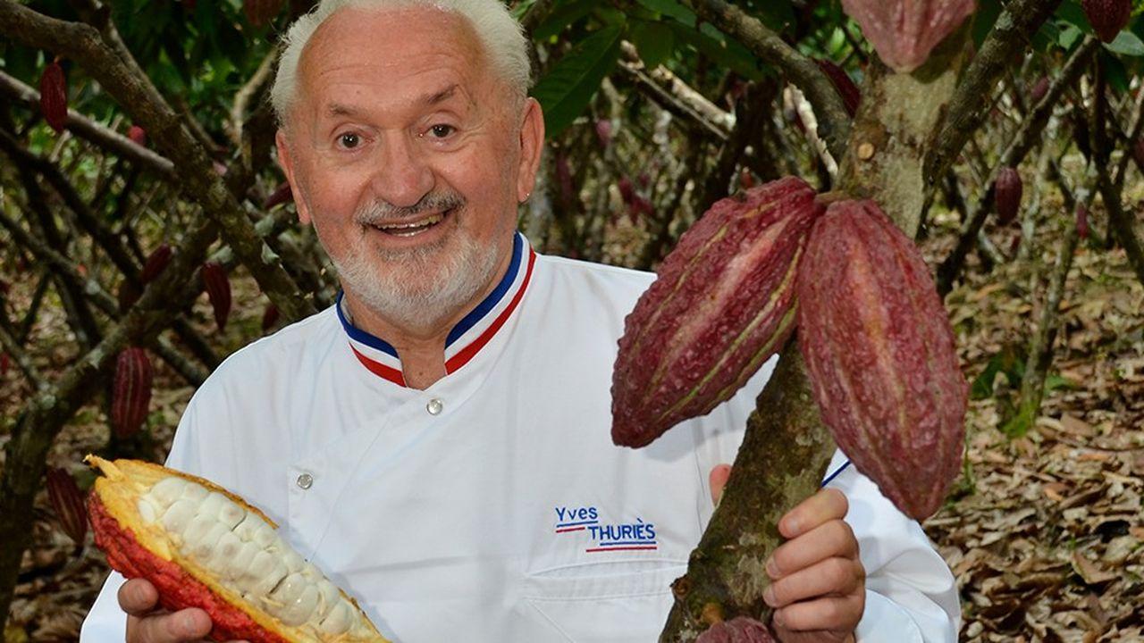 Yves Thuriès, deux fois meilleur ouvrier de France, a monté son entreprise en 1992 à Marssac-sur-Tarn.