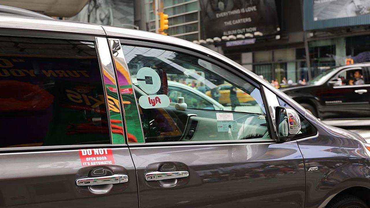A l'année, le gain estimé pour les chauffeurs new-yorkais est de 9.600dollars