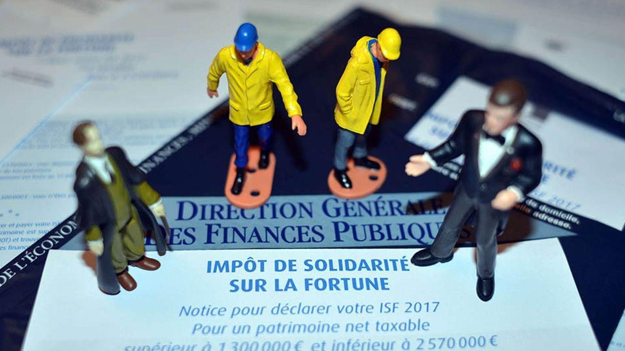 La disparition de l'impôt sur la fortune prive certains gérants de FIP et de FCPI d'une manne importante.