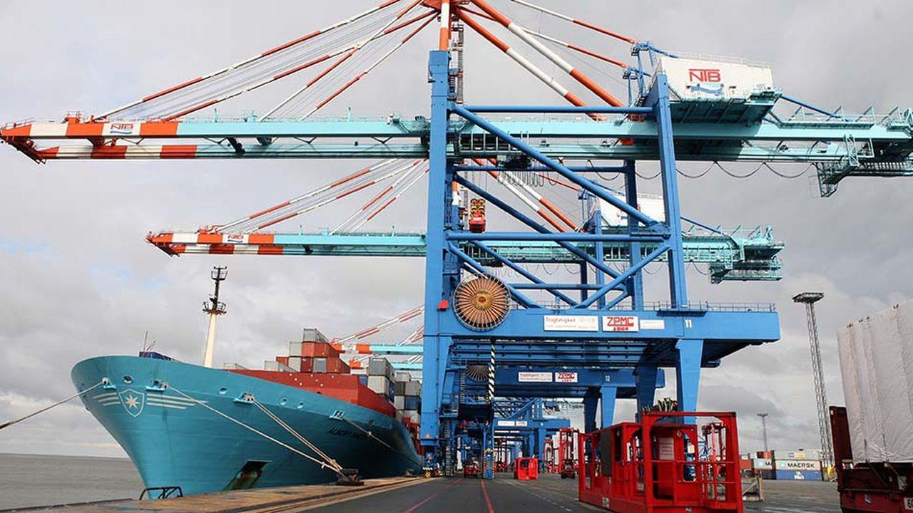 Le groupe danois propriétaire de Maersk Line a réussi à stabiliser ses émissions de gaz à effet de serre depuis dix ans