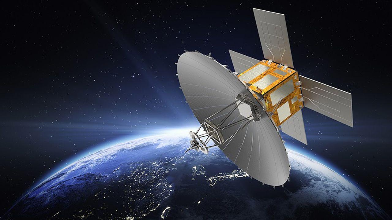 Les satellites seront placés à 700 kilomètres de la terre
