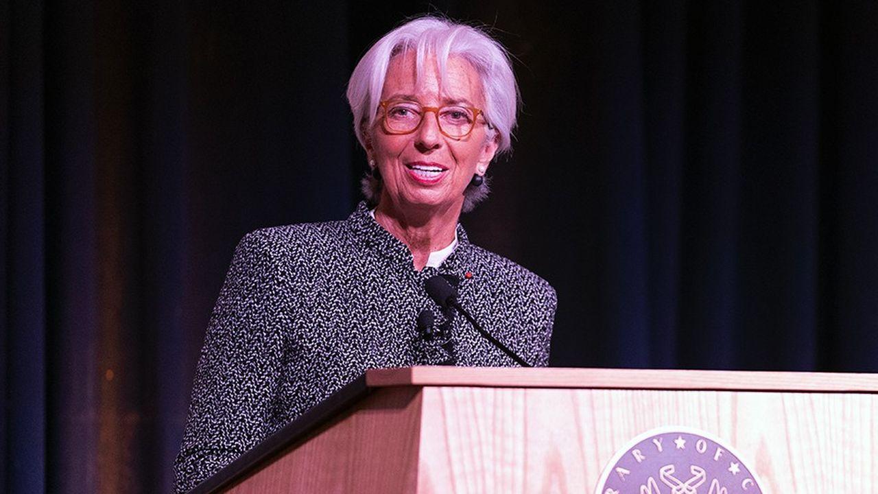 A la bibliothèque du Congrès, Christine Lagarde met en garde contre la montée de la colère des peuples et appelle à un sursaut de la coopération internationale.