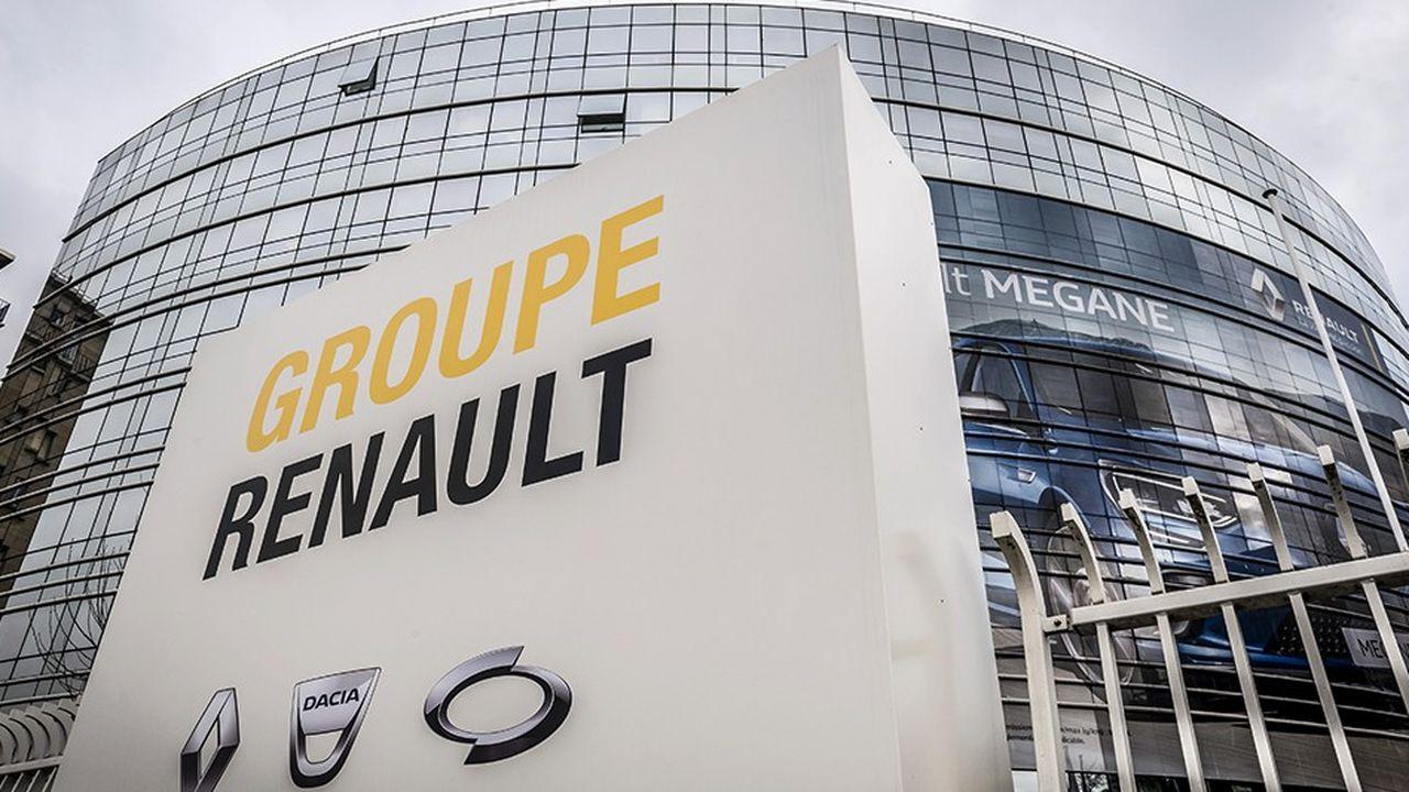 Au siège de Renault, l'incompréhension est toujours aussi latente: que se passe-t-il au Japon avec Carlos Ghosn?