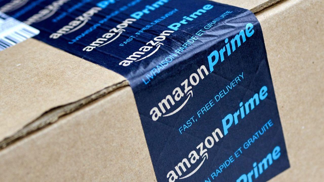 Amazon utilise plusieurs prestataires pour la livraison de ses colis, dont l'US Postal, à 45%.