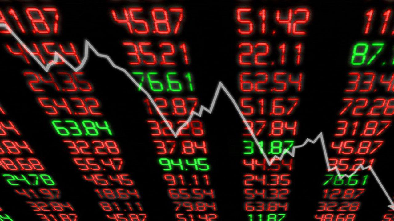Les Bourses asiatiques ont également été mal orientées, dans le sillage de Wall Street