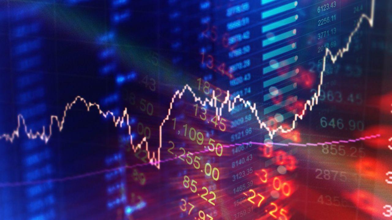 Les marches craignent l'inversion de la courbe des taux américains, signe avant-coureur d'une récession.