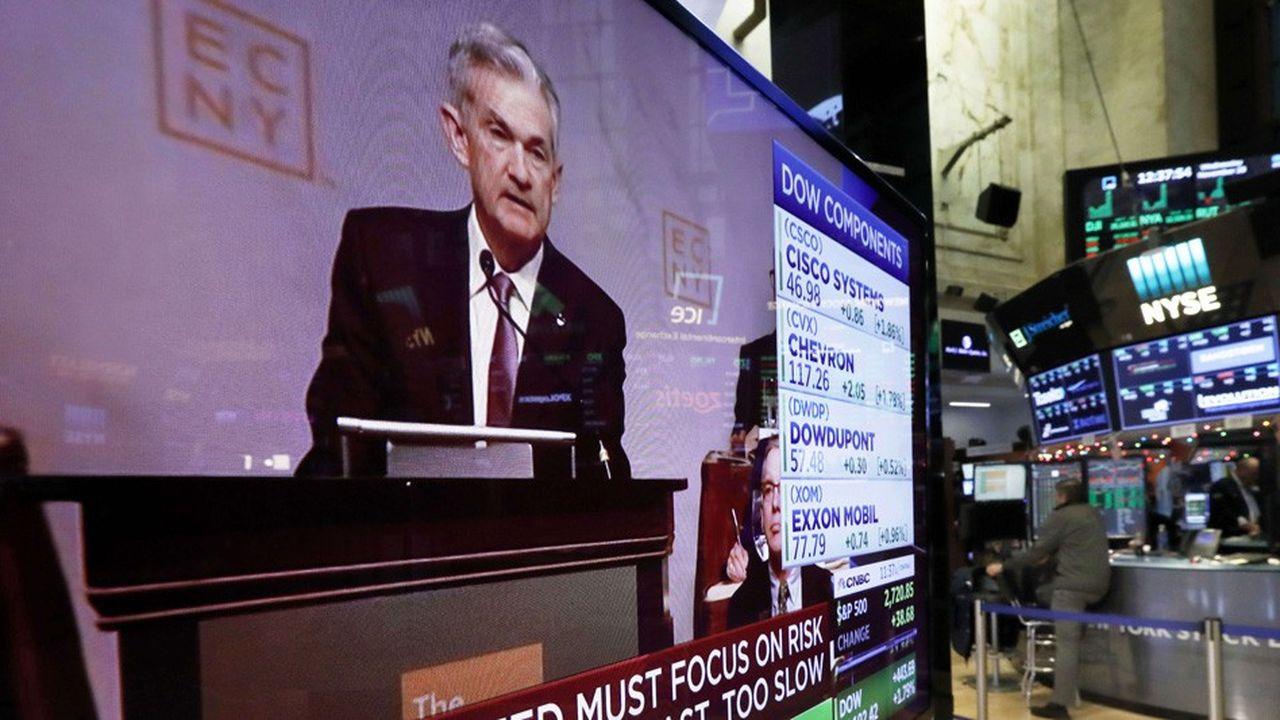 Selon la Fed, l'optimisme s'est fané dans certaines régions où des sources citent l'incertitude accrue créée par les tarifs douaniers.