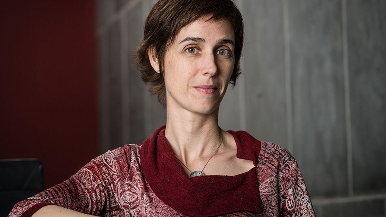 Joëlle Pineau dirige depuis 2017 à Montréal le laboratoire dédié à l'intelligence artificielle de Facebook