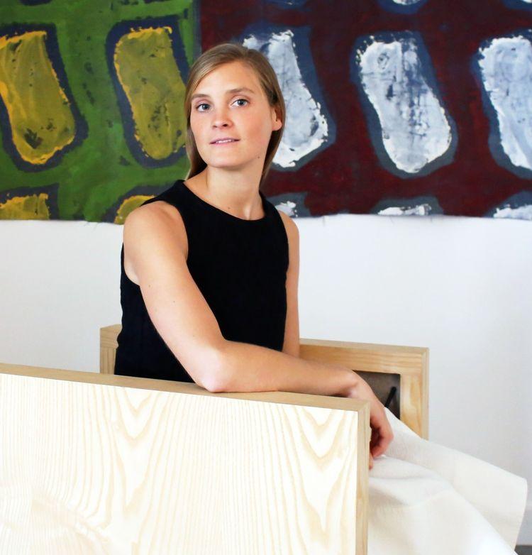 Ancienne collaboratrice de la banque Rothschild, Amélie du Chalard a commencé par acheter pour elle-même et ses collègues avant de lancer sa galerie.