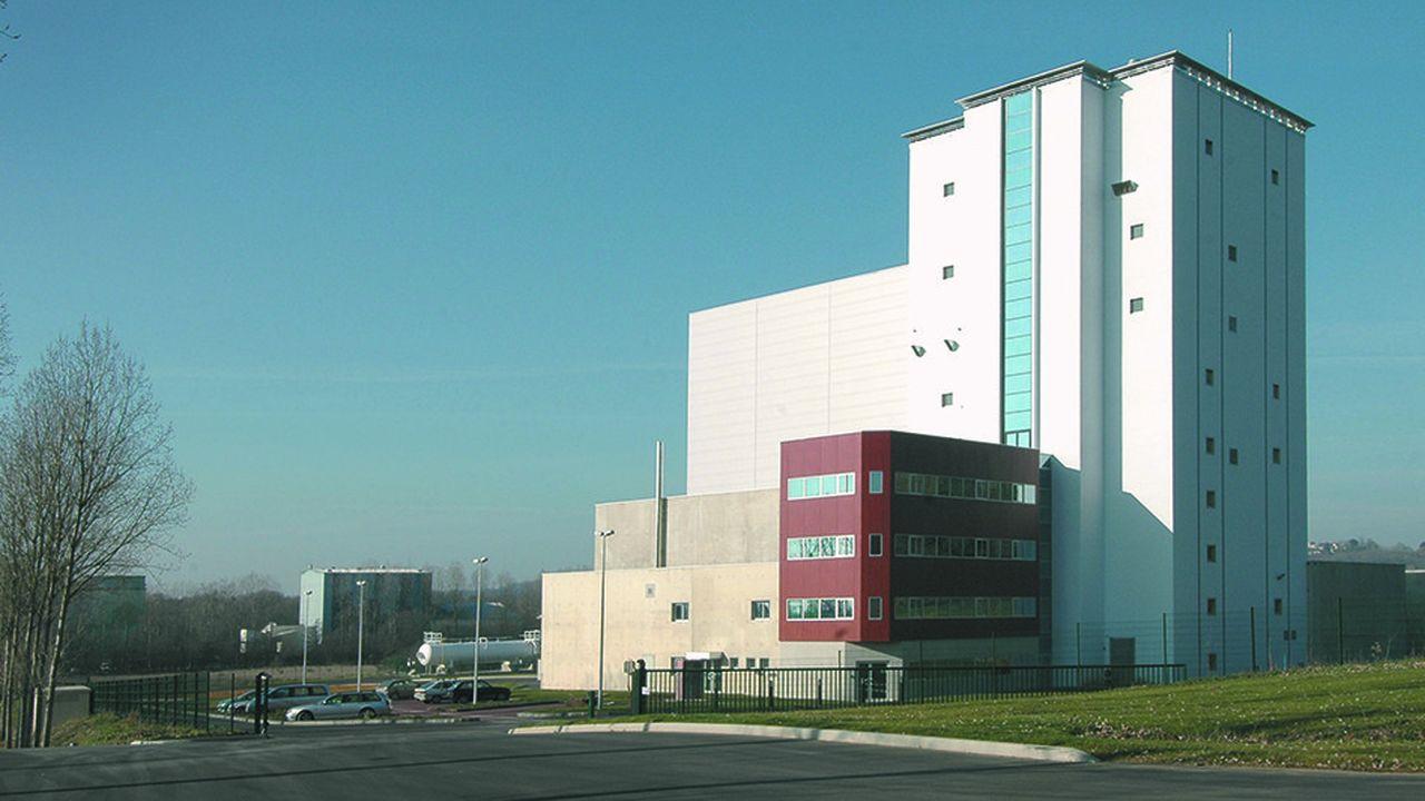 Sopral réalise un chiffre d'affaires de 45 millions d'euros.