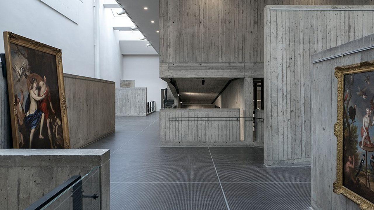 musée des Beaux-Arts et d'Archéologie de Besançon (Doubs)