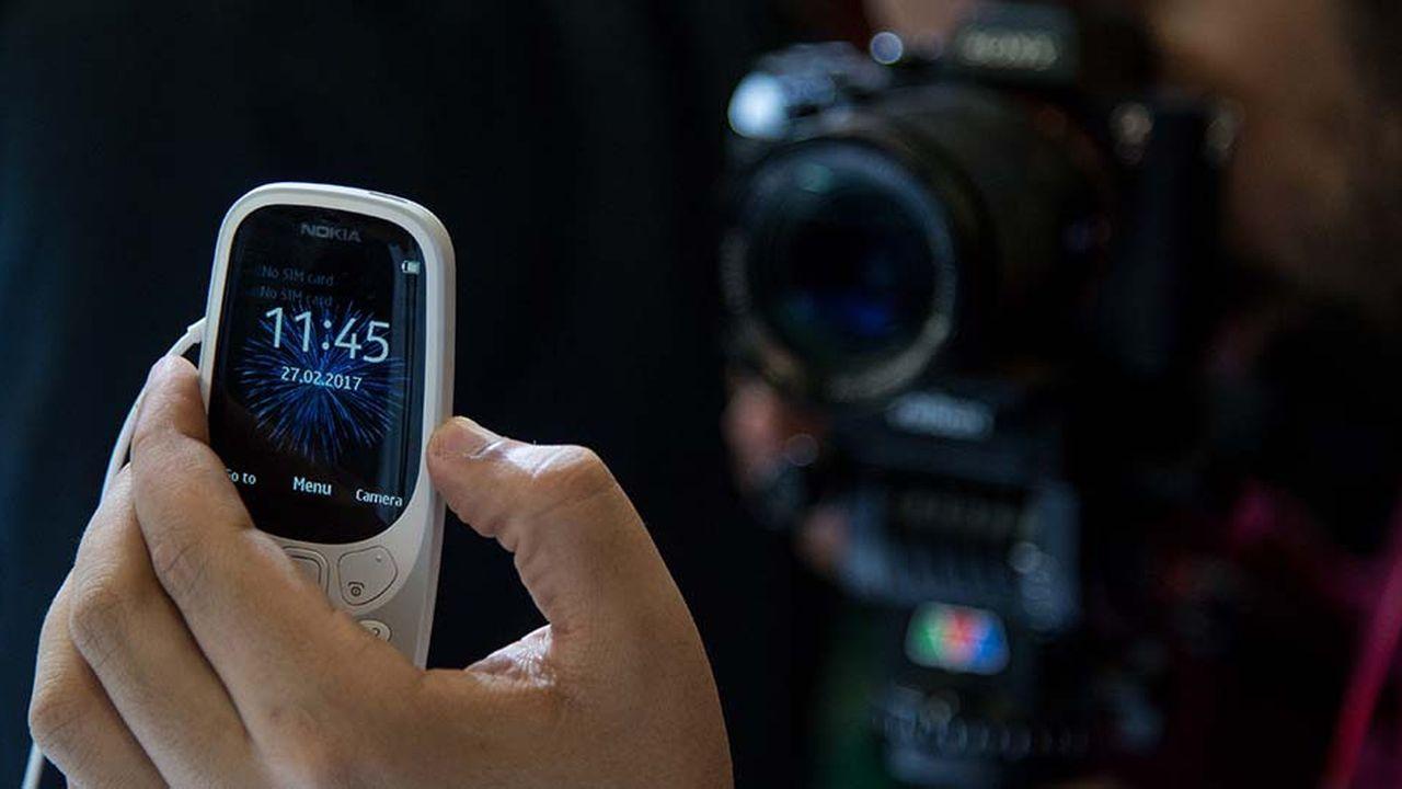 Le Nokia 3310 a été relancé en février2017 à Barcelone par HMD. La start-up finlandaise a signé en 2016 un accord de licence pour dix ans avec Nokia, lui permettant d'exploiter la marque et de commercialiser les téléphones.
