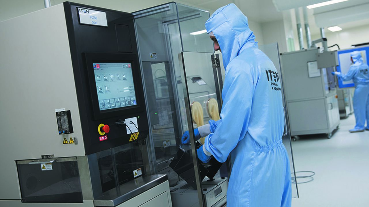 La pile ITEN a vocation à mettre fin aux microcoupures d'alimentation dans les objets électroniques et informatiques, sources de pertes de données.