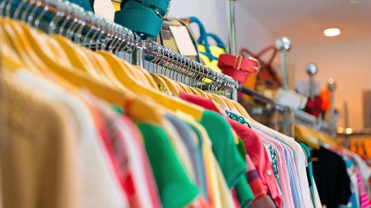 La mode est touchée par un phénomène de déconsommation. Selon l'IFM, 44% des consommateurs ont acheté moins de vêtements en 2018.