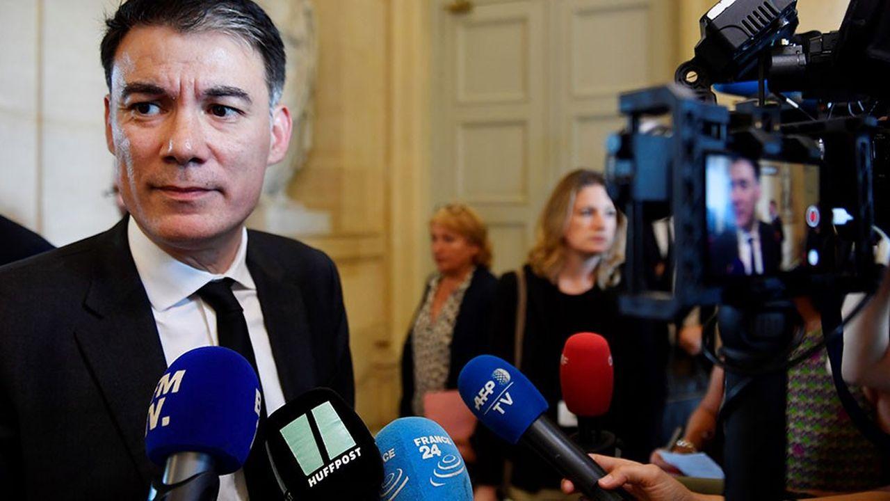 Olivier Faure a annoncé la tenue de cette motion de censure après une réunion de travail avec les députés socialistes, insoumis et communistes.