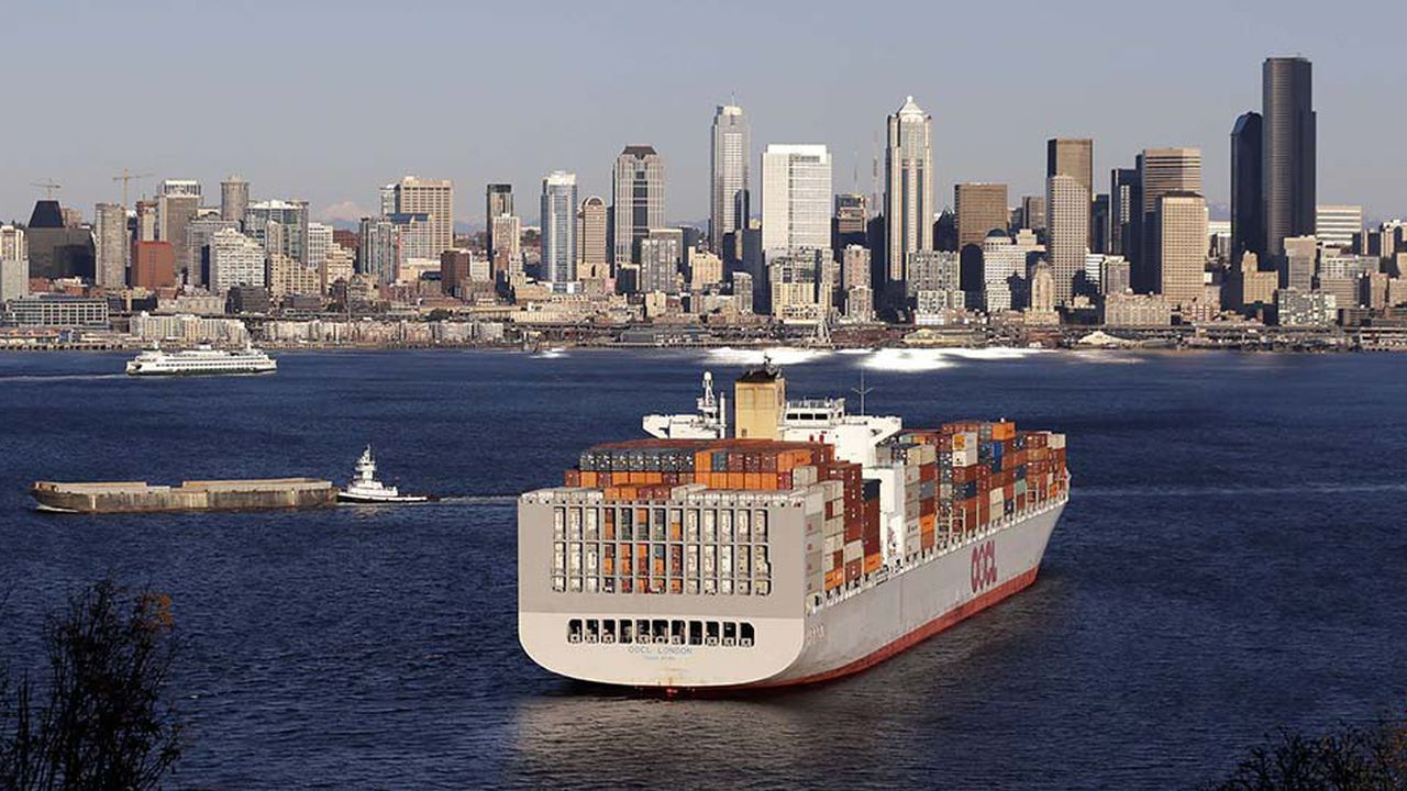 Les importations américaines sont au plus haut, malgré la politique menée par Donald Trump.