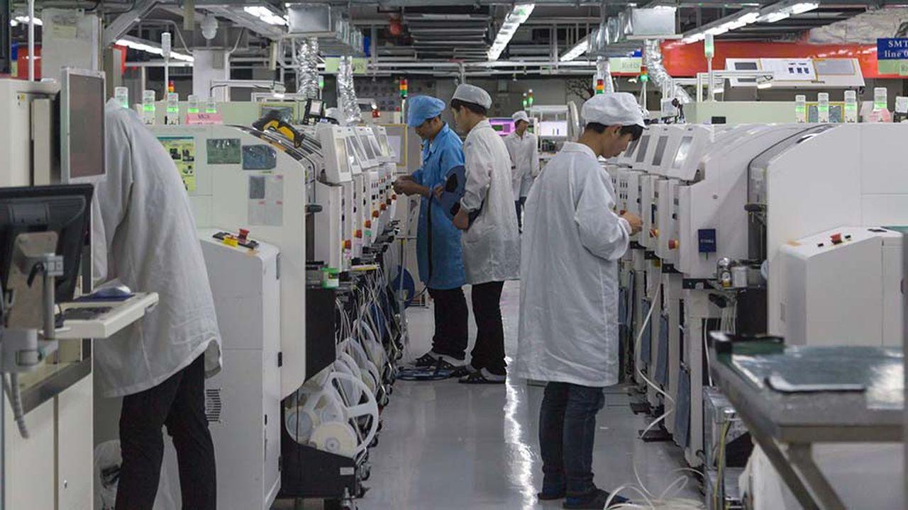 Huawei a été fondé en 1987.
