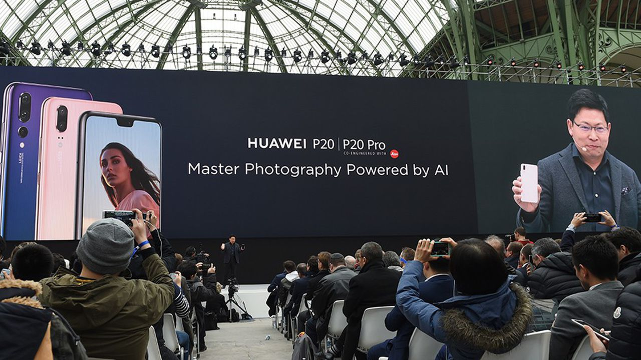 Huawei, le géant chinois des télécoms, est présent en France depuis 16 ans. Le groupe y emploie plus de 950 personnes.