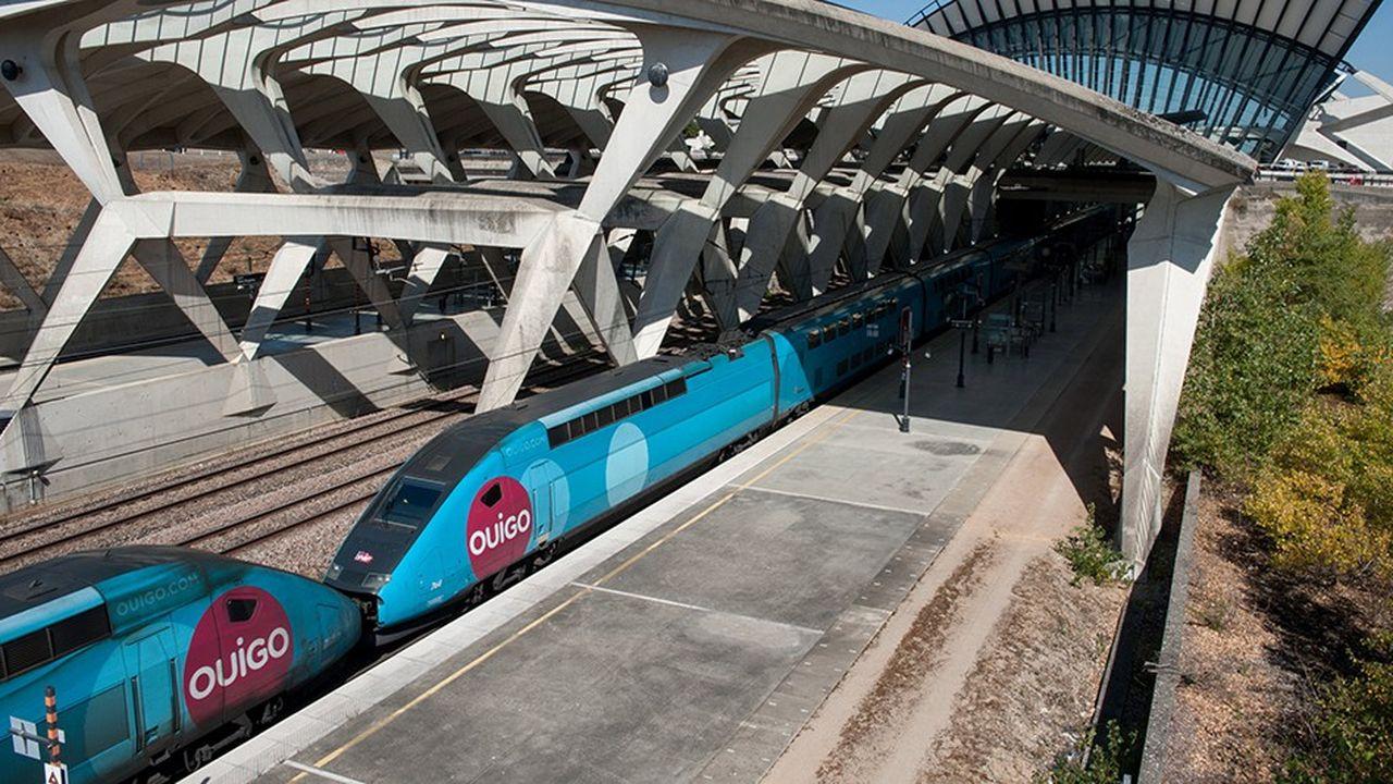 L'extension de l'offre TGV low cost Ouigo figure parmi les mesures populaires mises en place.