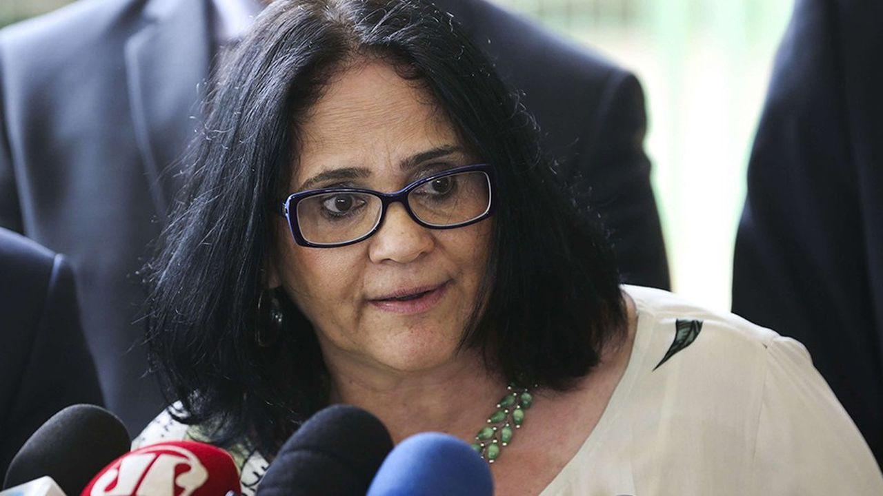 Damares Alves est la seconde femme nommée dans le futur gouvernement Bolsonaro, qui compte une vingtaine de ministres