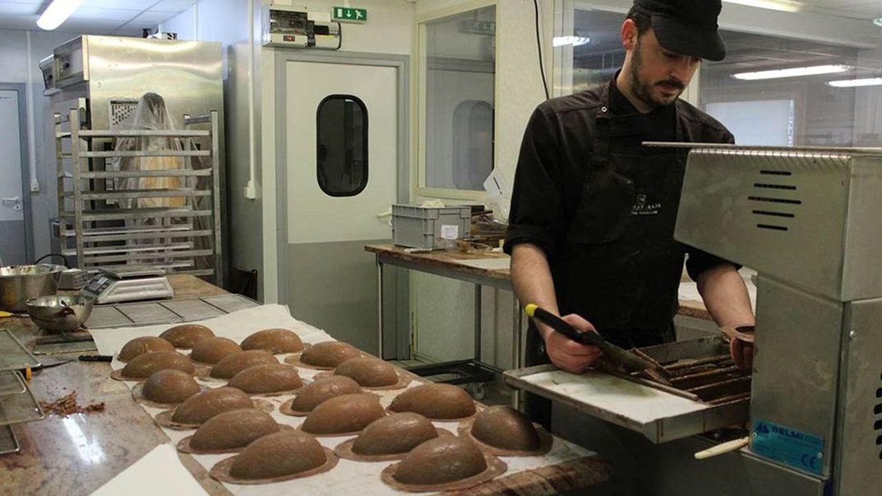 Chocolatier réputé dans le Val de Loire, Max Vauché va ouvrir un deuxième atelier de production sur le pôle agroalimentaire de Contres