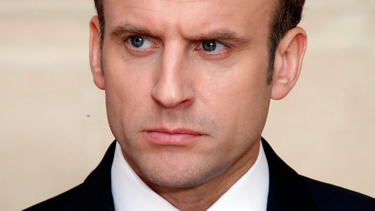 Emmanuel Macron s'exprimera en début de semaine prochaine, a confirmé vendredi matin Richard Ferrand, le président de l'Assemblée nationale.