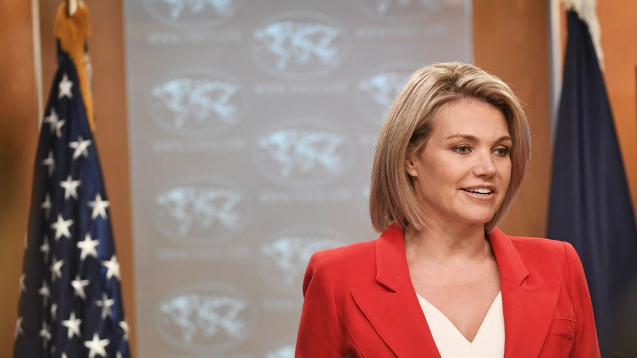 Avant de se lancer en politique, Heather Nauert a notamment travaillé pour la chaîne de télé conservatrice Fox News