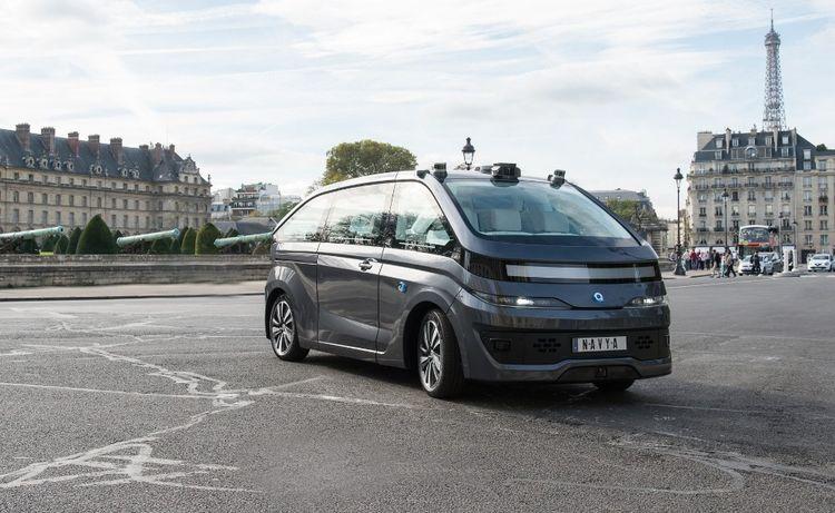 En plus des navettes autonomes, déjà testée à plusieurs reprises, Navya développe également un robot-taxi.