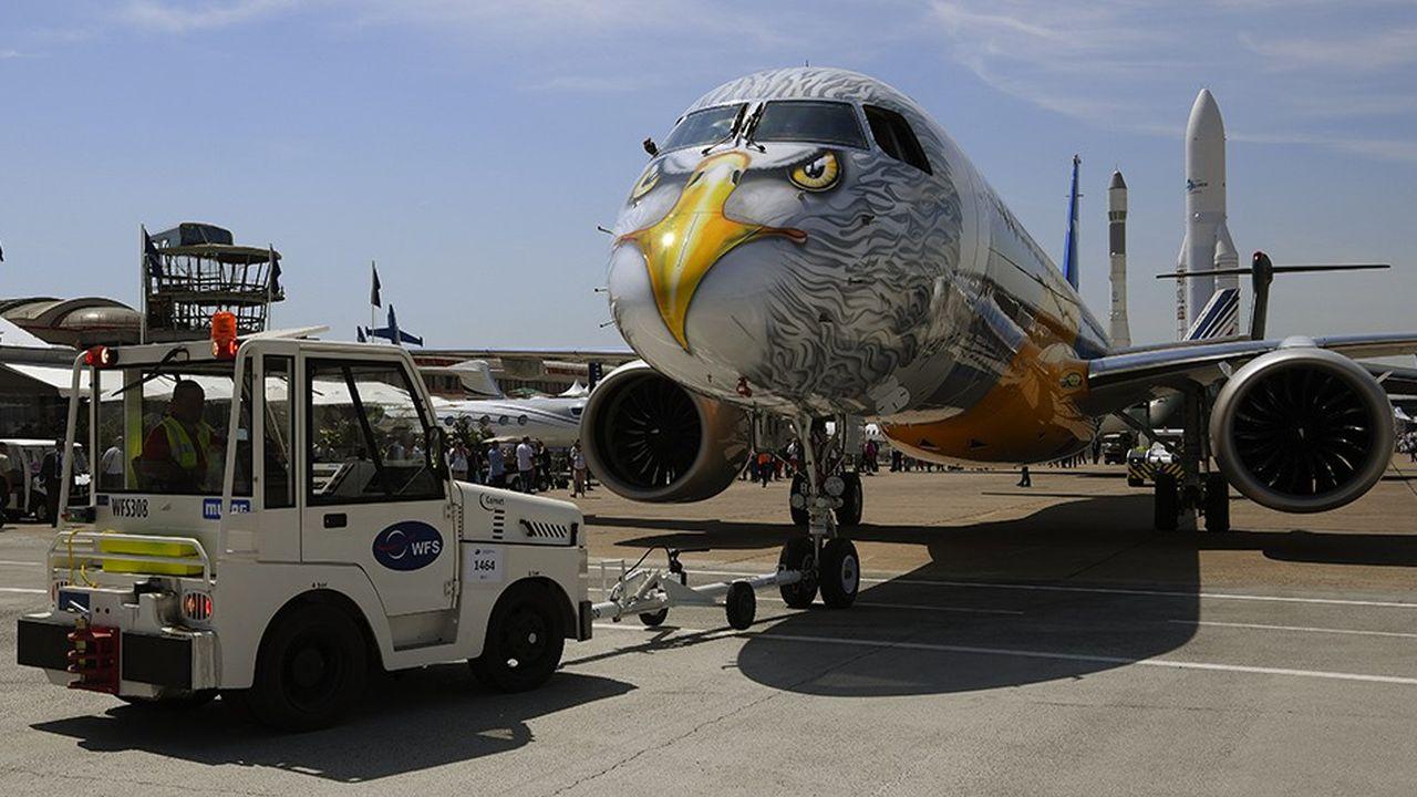Le projet d'alliance prévoit la prise de contrôle par Boeing de l'activité « aviation commerciale » d'Embraer.