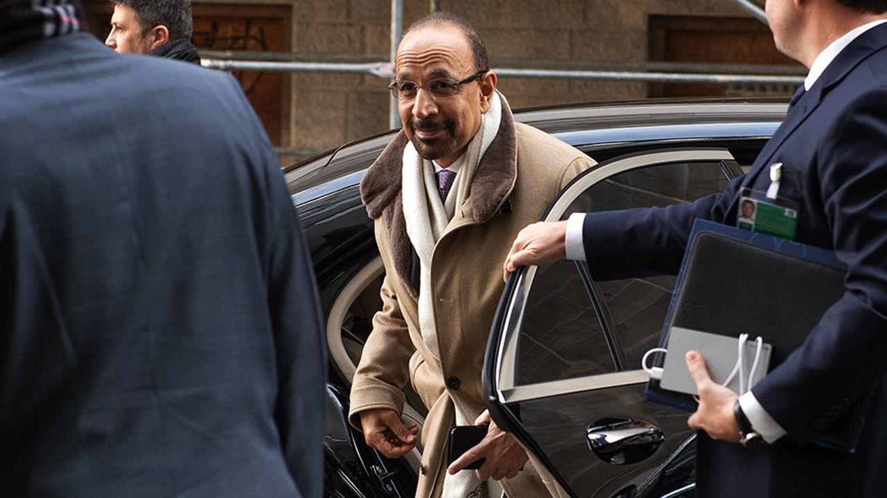 Le ministre saoudien de l'Energie, Khaled al-Faleh, est parvenu à un accord avec la Russie en vue d'une réduction concertée de leur production de pétrole.