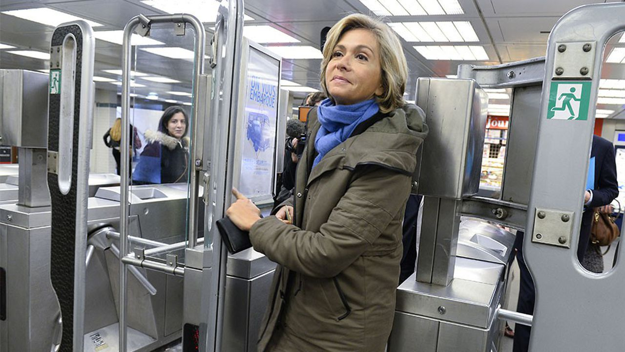 Valérie Pécresse évoque un geste pour le pouvoir d'achat des Franciliens.