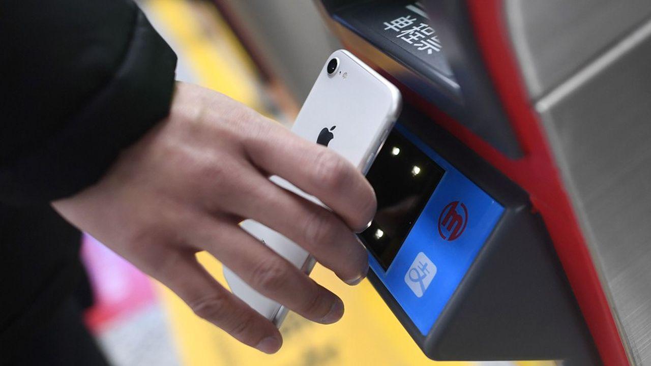 «Avec le temps, les gens pourraient perdre confiance en leur argent», craint la Banque nationale de Chine