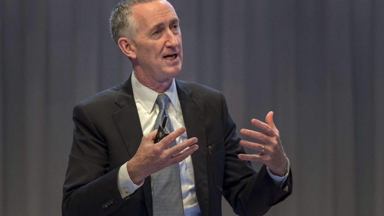 Daniel O'Day était directeur général de Roche Pharmaceuticals depuis 2012. Il a début sa carrière dans le laboratoire suisse en 1987.