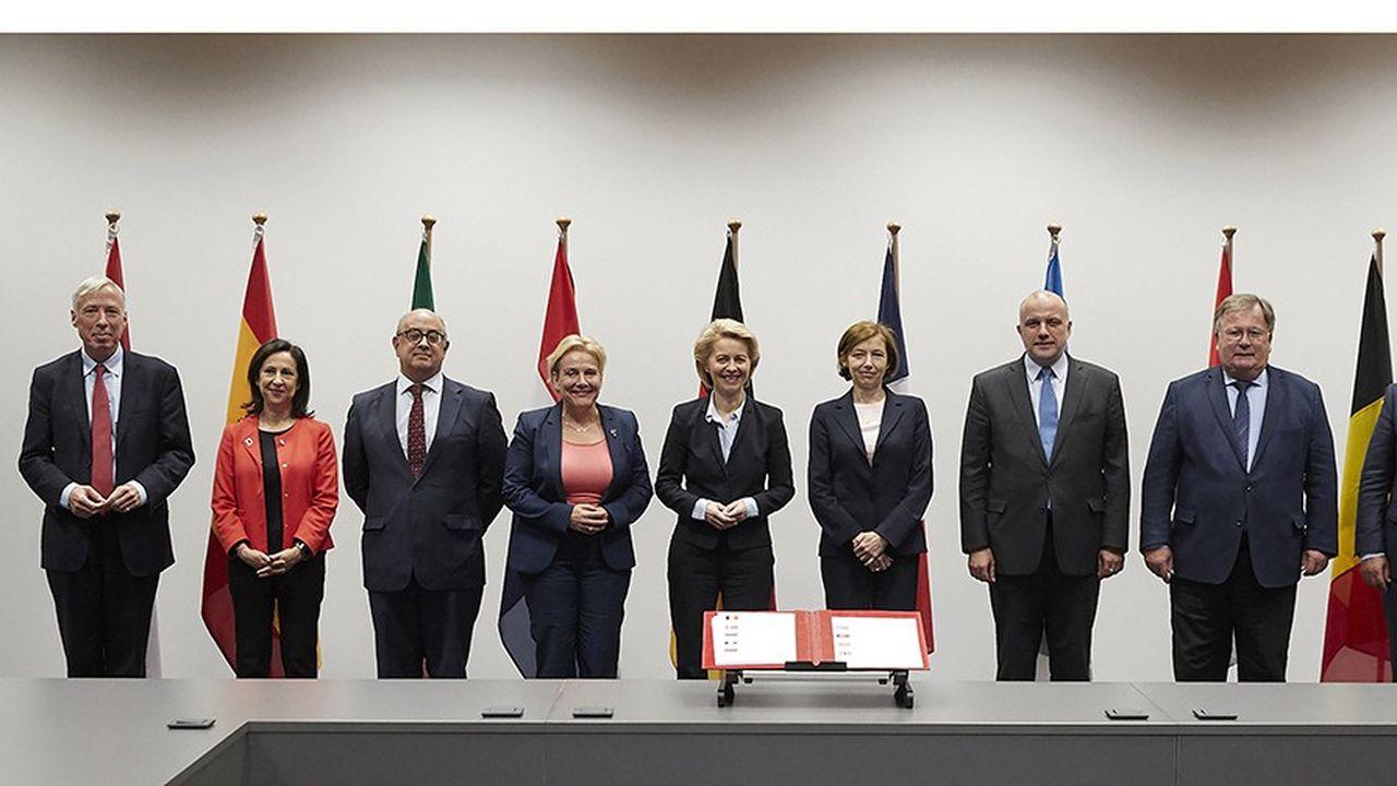 Les ministres européens de la défense ne jurent plus que par la coopération, mais au profit de leurs industries nationales.