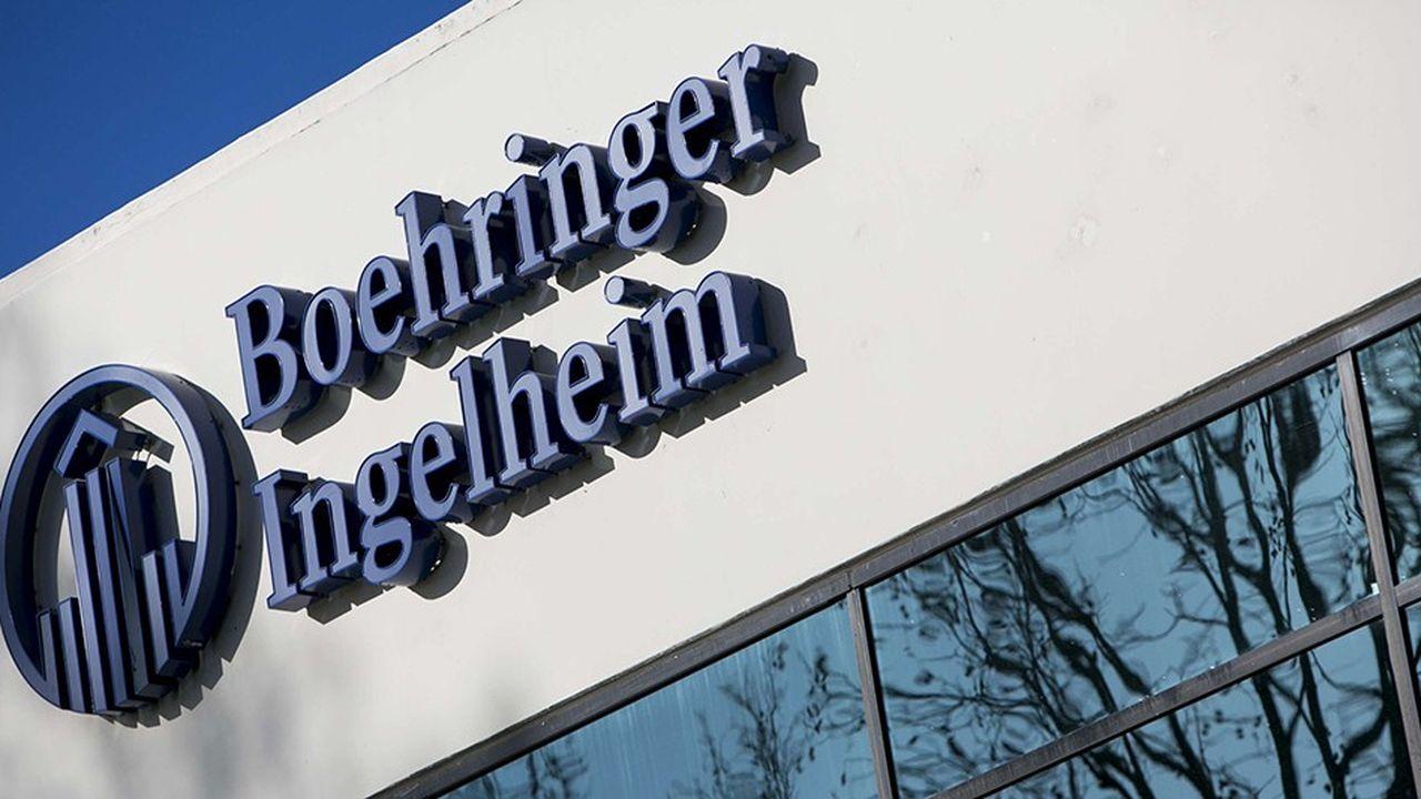 Le laboratoire allemand Boehringer Ingelheim emploie au total près de 3.000personnes en France.