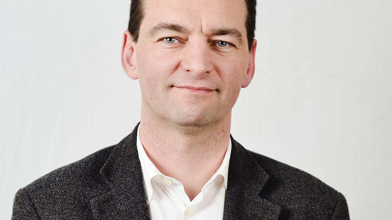 Alexandre Fraichard, le PDG fondateur de la société de biotechnologies genOway.