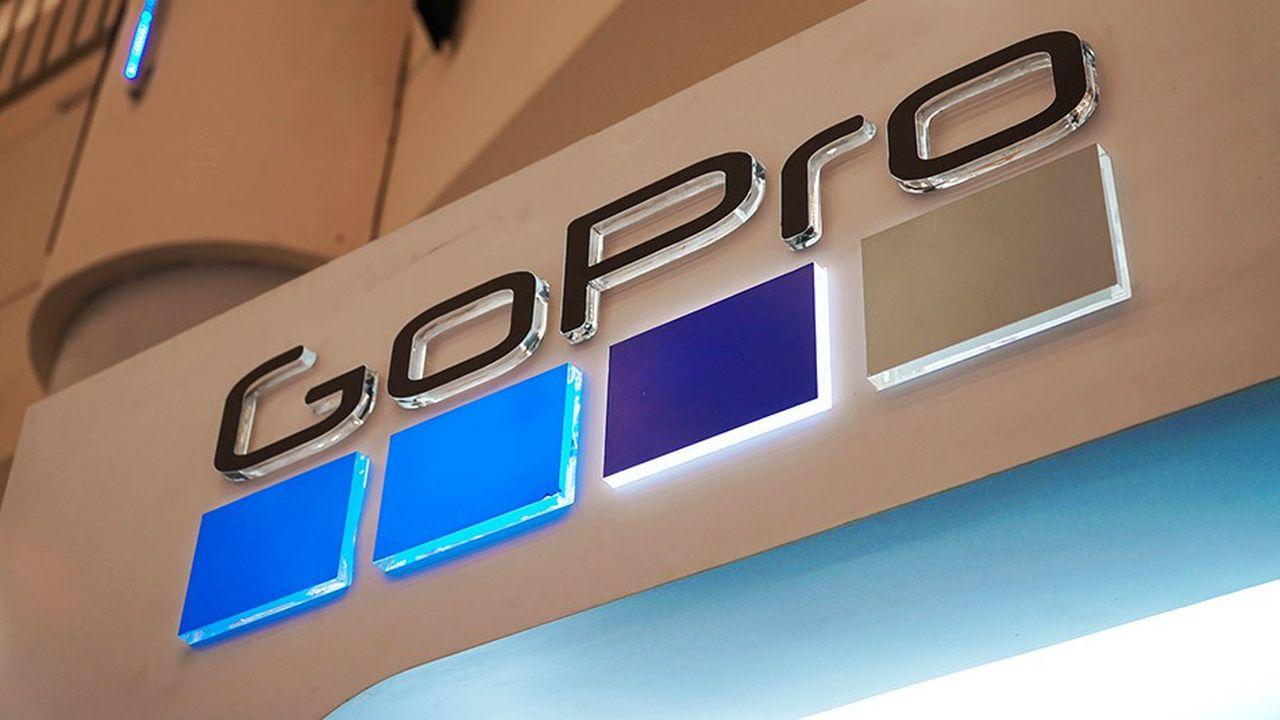 GoPro a une capitalisation boursière d'un peu plus de 700millions de dollars ce lundi.