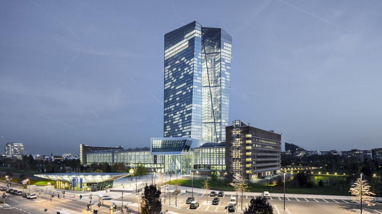 La réunion de la Banque centrale européenne sera très suivie jeudi par les investisseurs.