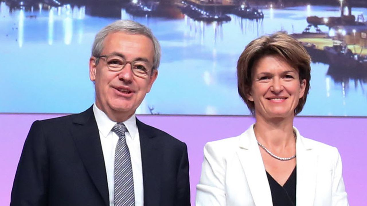 Jean-Pierre Clamadieu, président du conseil d'administration, et Isabelle Kocher, directrice générale, ont décidé de maintenir inchangée leur participation dans Suez.